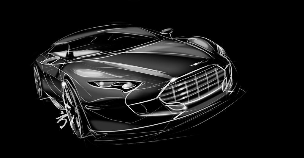 Aston Martin by Nism088