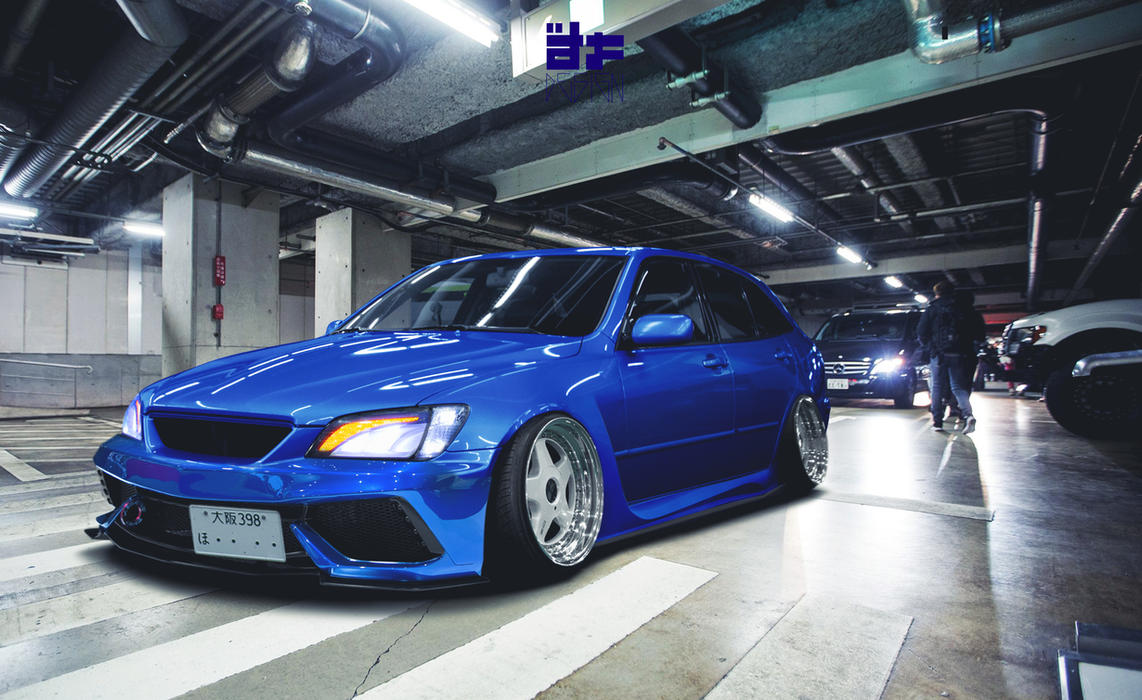 is300 Wagon by Nism088