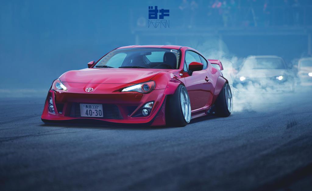 86 drift machine by Nism088