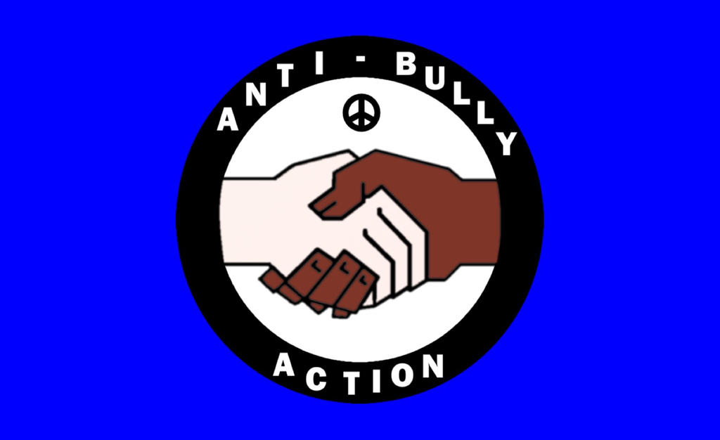Anti Bullying Action Flag By Shernod9704 On Deviantart