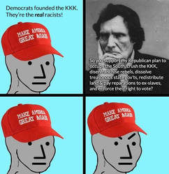 But the dems found the kkk!!!