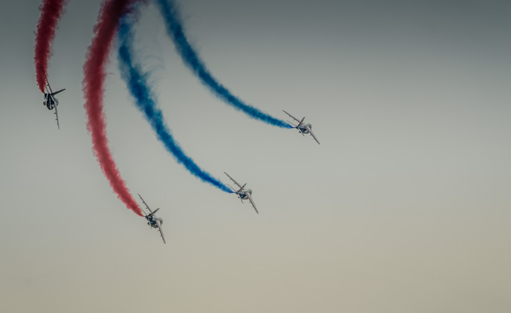 Patrouille Acrobatique de France by vipmig