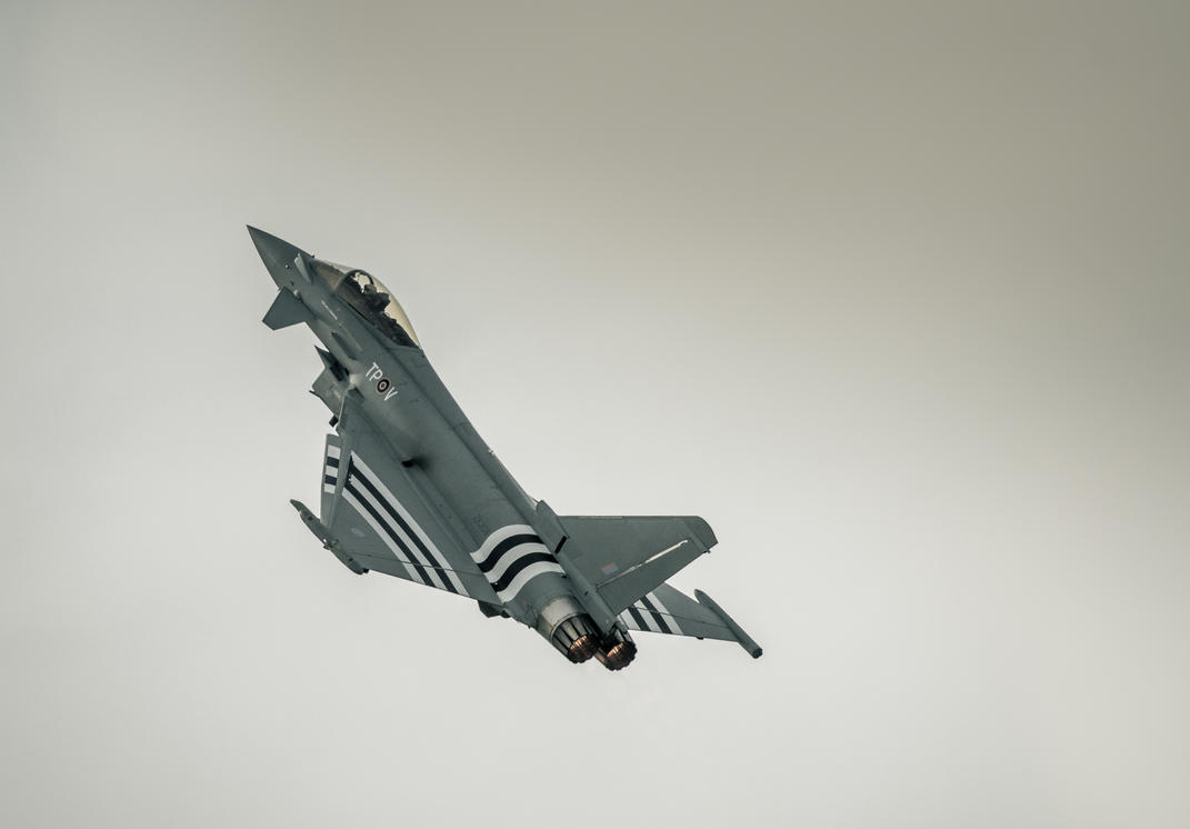 D'Day 70th Anniversary -Typhoon's Salute by vipmig