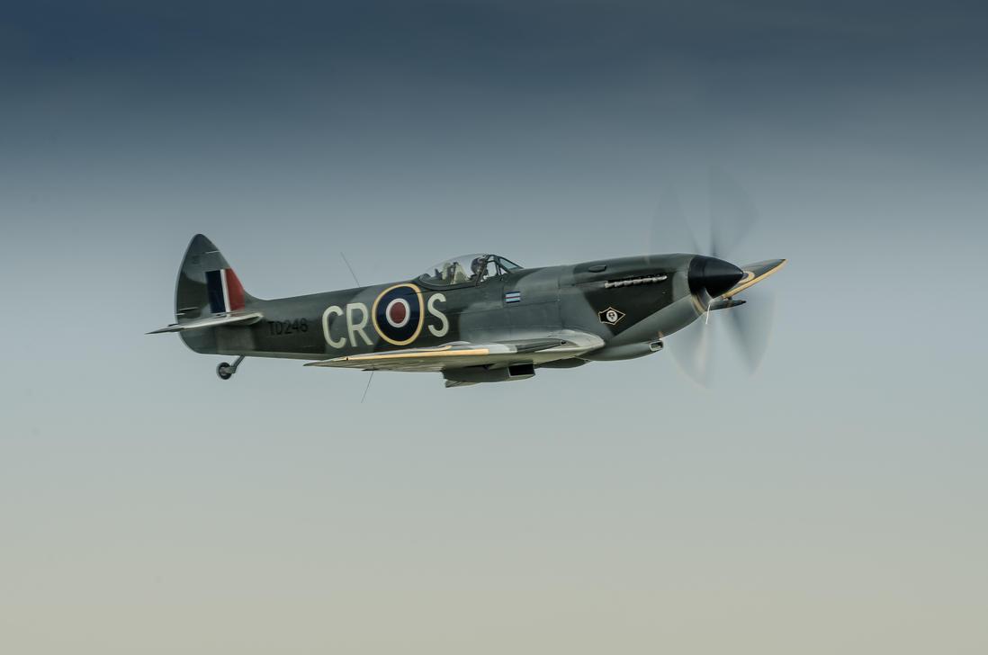 Supermarine Spitfire Mk XVI by vipmig