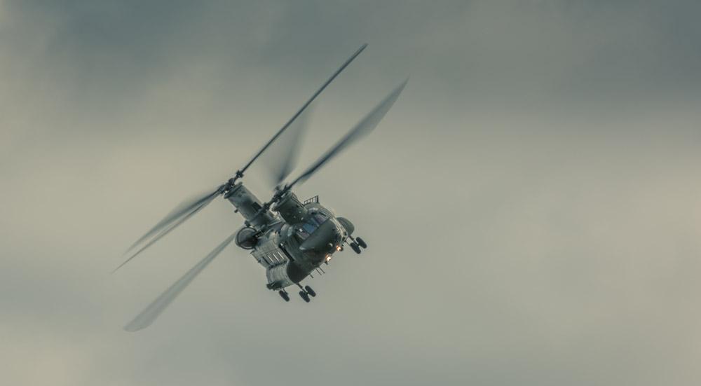 RAF Chinook Mk.2 by vipmig