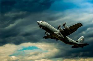C-130 Hercules by vipmig