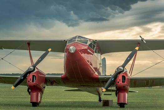 De Havilland DH-90A Dragonfly