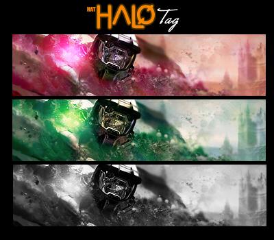 HaloTag by Hatholdir