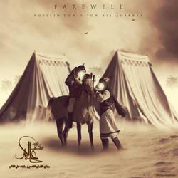 farewell hussein to his son ali al akbar by mustafa20