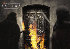 Attacking the House of Syeddah Fatima by mustafa20