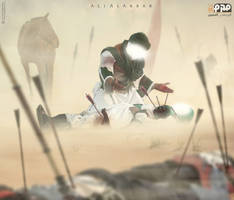 Ali ALAkbar (Muharram1435h) by mustafa20