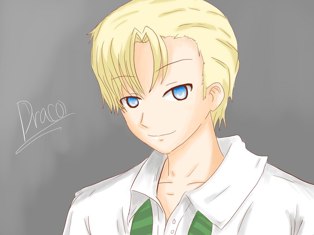 Draco. by EmoDetectiveEspada