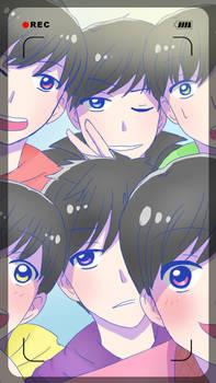 matsu selfie!