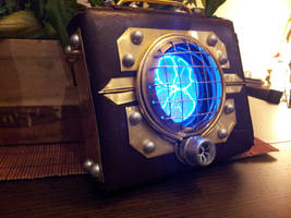 The Incredible Aether Regulator by BrazenBold