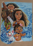 DISNEYS MOANA