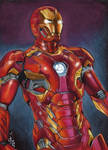 THE INVINCIBLE IRONMAN (XLV)
