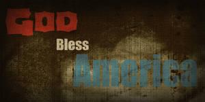 God Bless America by Avenger1130