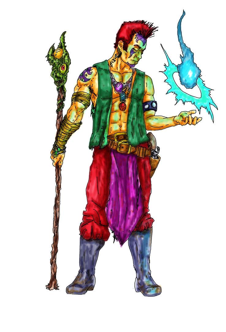 Neo-Wizard by bigj1975