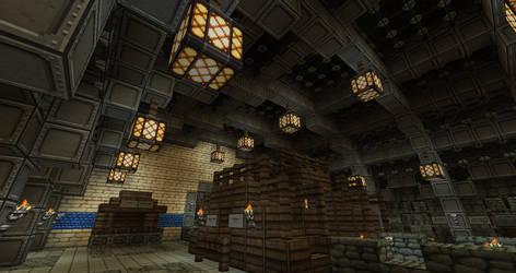 Minecraft Movie Palace 17