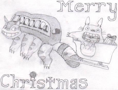 A Catbus Christmas