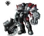 Metalhardt: Reinhardt Overwatch Skin Concept