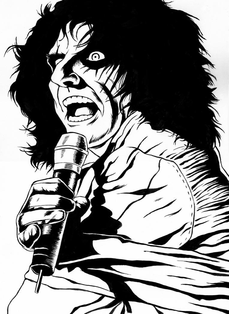Go To Hell Lyrics by Alice Cooper - Lyrics Depot