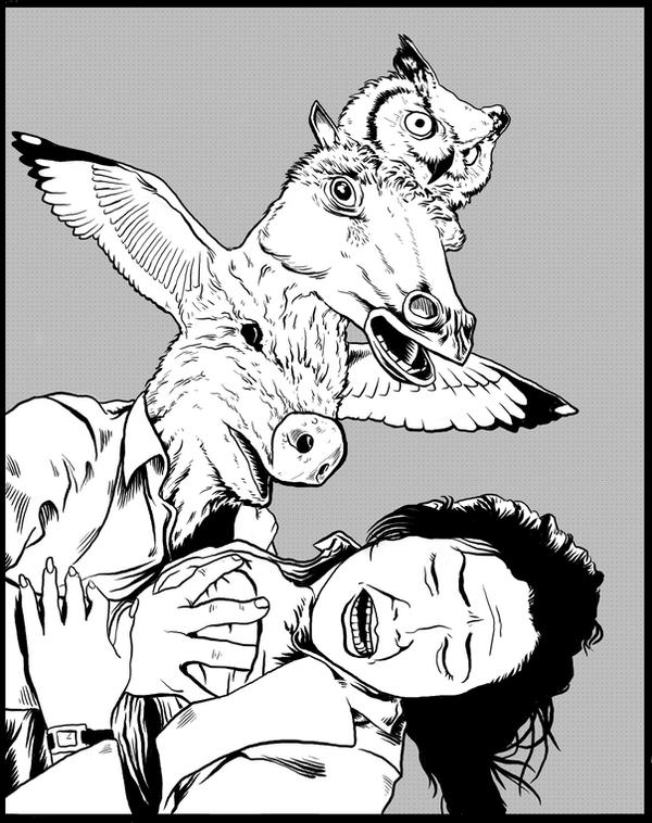 Terror Totem by Alex-Cooper