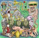 Radioactive Jerks