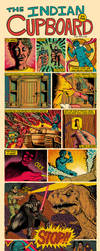 The Indian in the Cupboard by Alex-Cooper