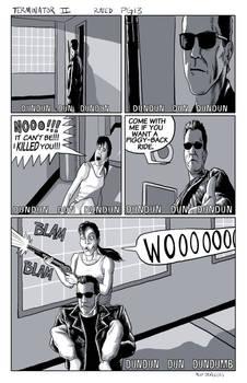 Terminator II       Rated PG13