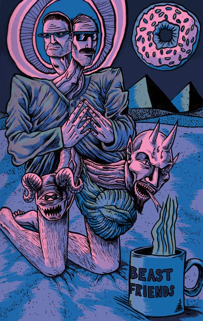 Digestive Demons by Alex-Cooper