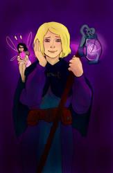 Wizard, my friend! by Ananasoviiketchup