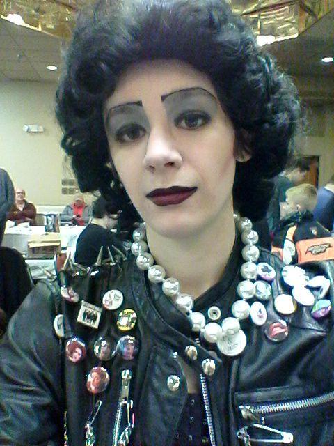 Fargo Comic Con Selfie by RegularFrankieFan69