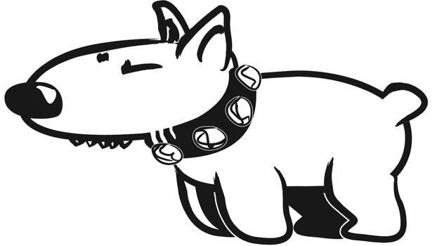 Bull terrier ahi