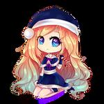 CHRISTMAS CM: BLUE