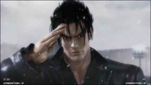 Tekken 6 Jin Kazama Opening By Filiq10 On Deviantart