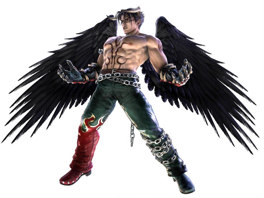 Tekken 5 6 Devil Jin By Filiq10 On Deviantart