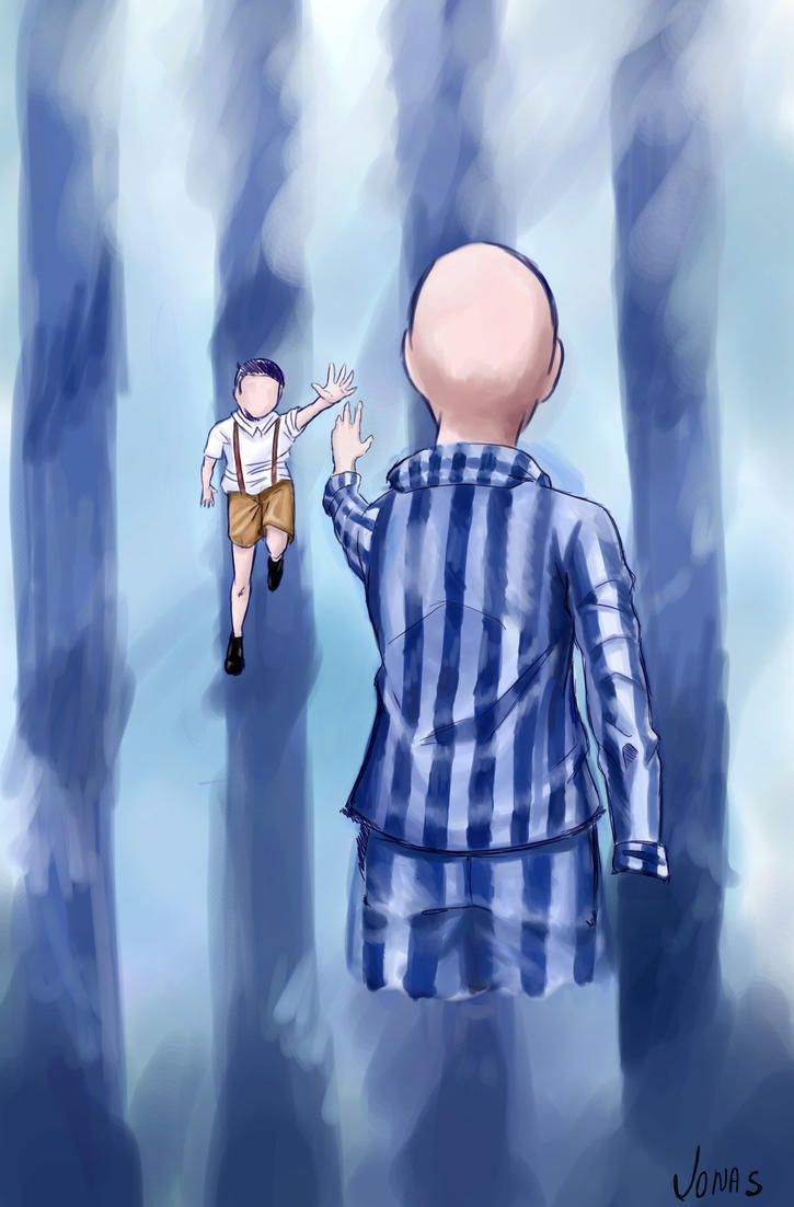 browsing digital art on the boy in the striped pajamas by drog666