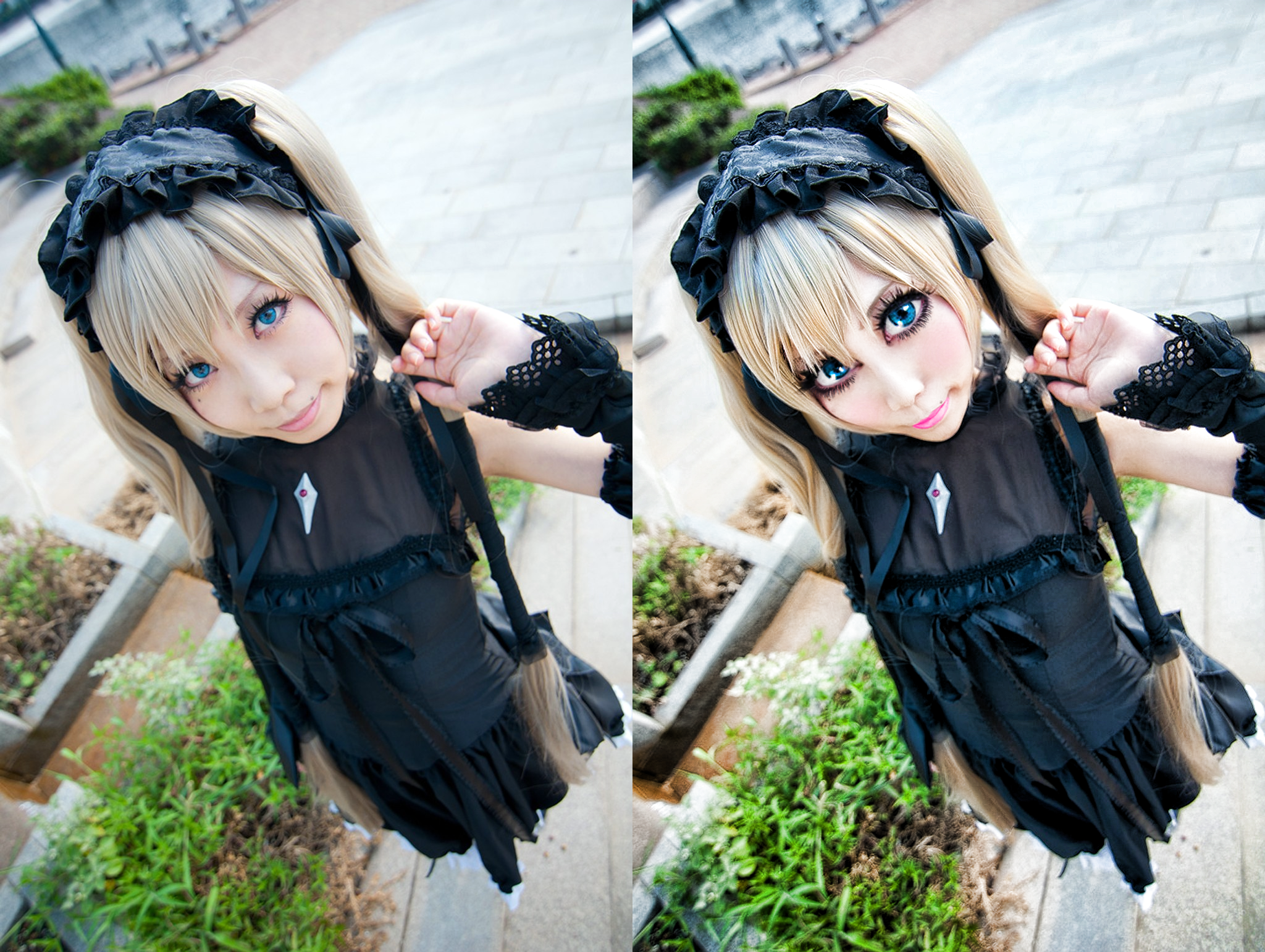 Anime Characters In Real Life : Real life anime by ethanox on deviantart