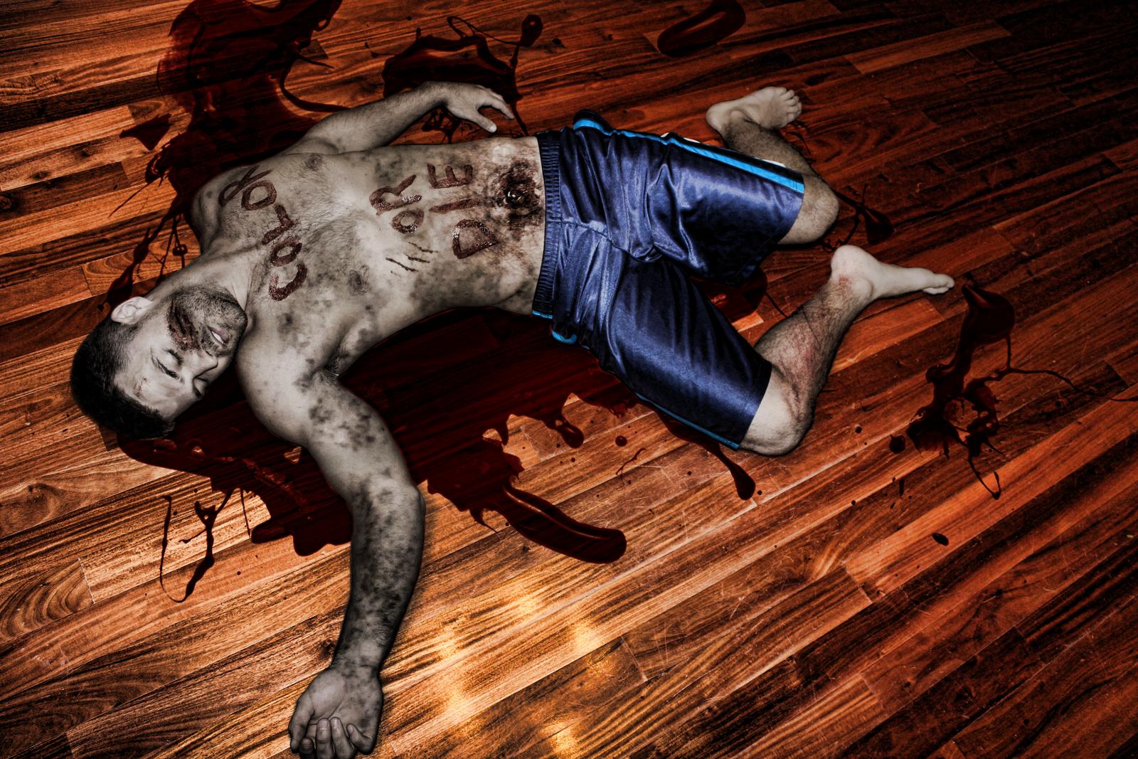 Bloody Death by EthaNox on DeviantArt