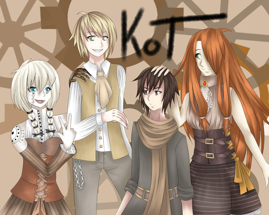 CE: KoT group by Yuumeee