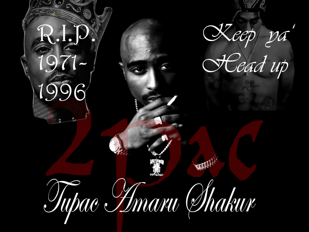 Tupac Wallpaper 1 by Webster2705 on DeviantArt
