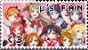 u's Fan Stamp