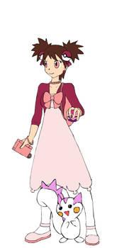 My Pokemon FC Claira and Pachirisu