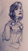 Serana Sketch