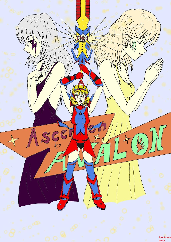Symphogear Legends - Ascension to Avalon by riockman