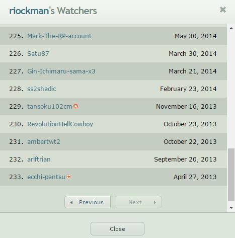 Oh Boy, Look at dem Watchers by riockman