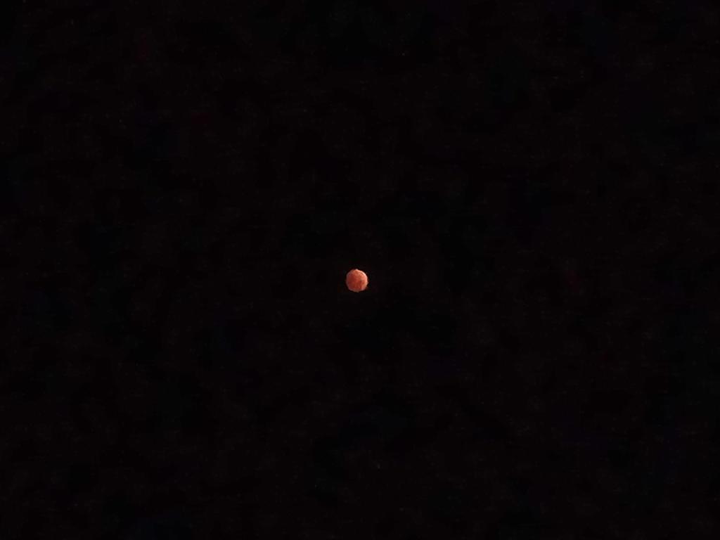Super Blue Blood Moon Tonight by riockman