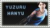 Yuzuru Hanyu stamp by kari-00
