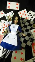 Alice: Madness Returns doll